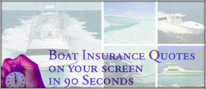 Get A Charter Boat Insurance Quote In 90 Seconds